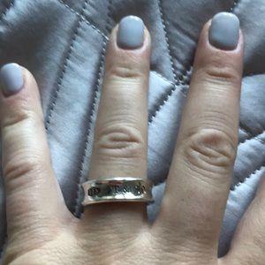 Tiffany's women's ring